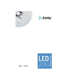 LED CATALOGUE 2016